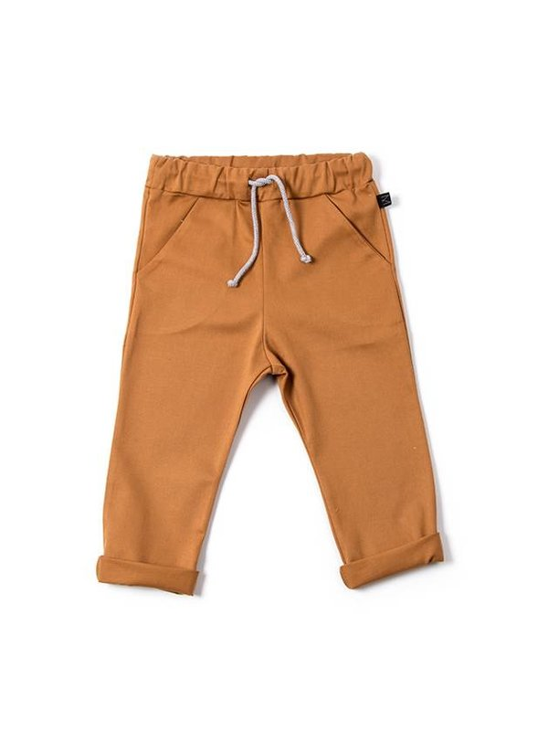 Camel Pocket Pants