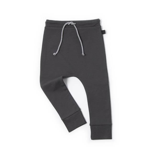 Charcoal pants