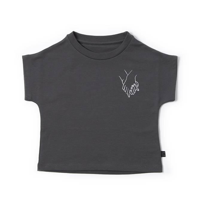 Charcoal Unity T-shirt