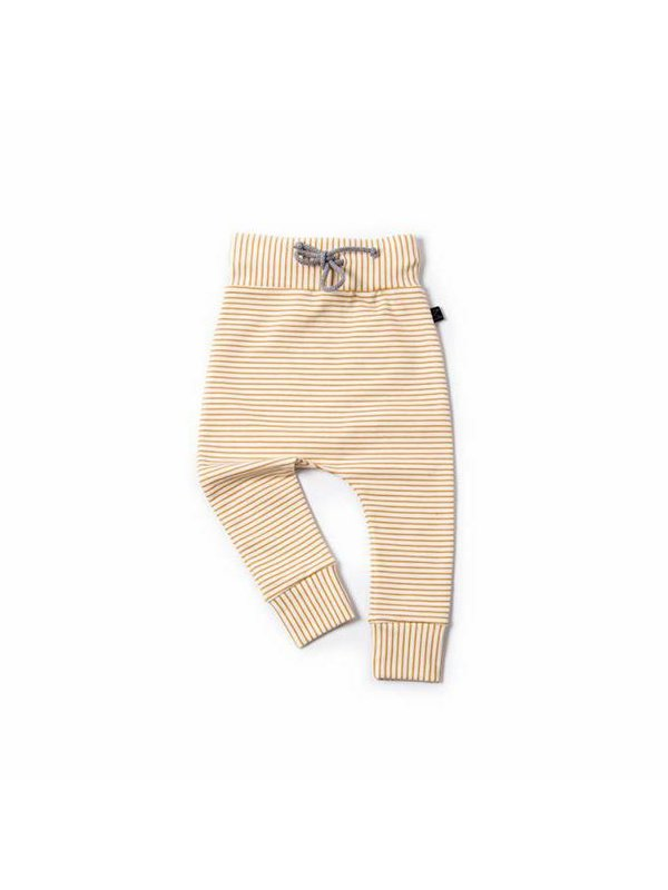 Ochre Stripe pants