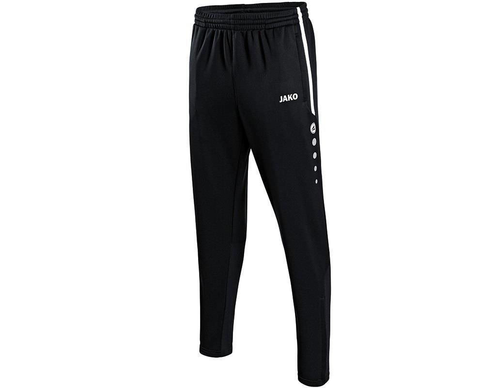 JAKO JAKO Trainingsbroek Active - Zwart/Wit