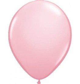 Feestfestijn Ballon Roze 10 stuks