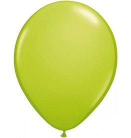 Feestfestijn Ballon Lichtgroen 10 stuks