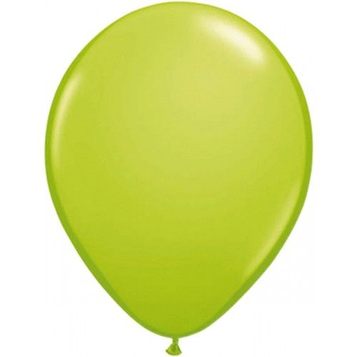 Feestfestijn Ballon Lichtgroen 10 stuks - 30cm