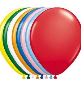 Feestfestijn Ballon Assorti 100 stuks