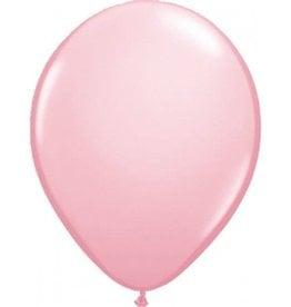 Feestfestijn Ballon Roze 100 stuks