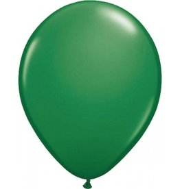 Feestfestijn Ballon Groen 100 stuks