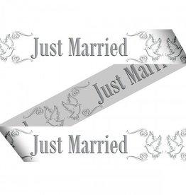 Feestfestijn Markeerlint Just Married