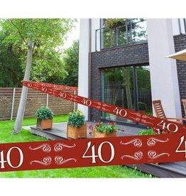 Feestfestijn Markeerlint 40 jaar