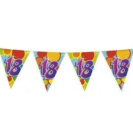 Feestfestijn Vlaggenlijn 18 jaar