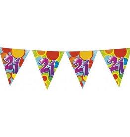 Feestfestijn Vlaggenlijn 21 jaar