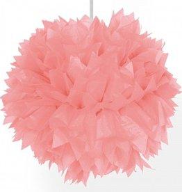 Feestfestijn Hangdecoratie Roze Pom Pom