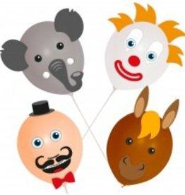Feestfestijn Ballonset Circus
