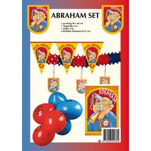 Feestfestijn Feestpakket Abraham