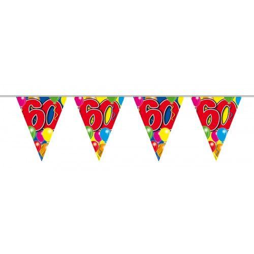 Feestfestijn Vlaggenlijn 60 jaar - 10 meter