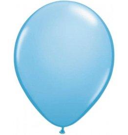 Feestfestijn Ballon Lichtblauw 100 stuks