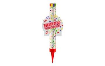 Feestfestijn IJsfontein Happy Birthday