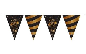 Feestfestijn Vlaggenlijn Happy new year