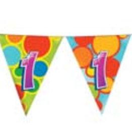 Feestfestijn Vlaggenlijn 1 jaar