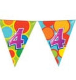 Feestfestijn Vlaggenlijn 4 jaar
