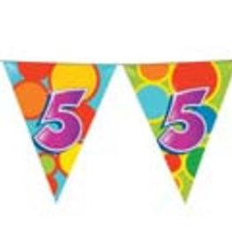 Feestfestijn Vlaggenlijn 5 jaar