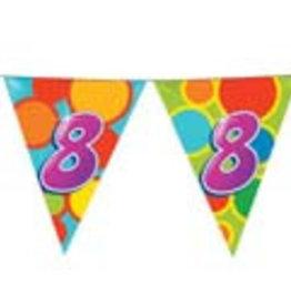 Feestfestijn Vlaggenlijn 8 jaar