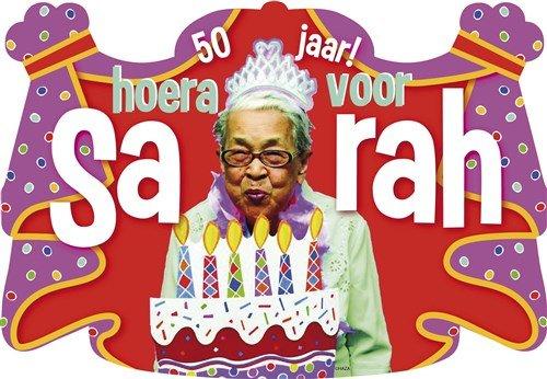 Feestfestijn Kroonschild Sarah