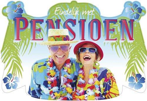 Feestfestijn Kroonschild Eindelijk met Pensioen