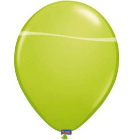 Feestfestijn Ballon Lichtgroen 100 stuks