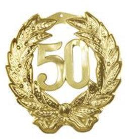 Feestfestijn Huldebord 50 jaar goud