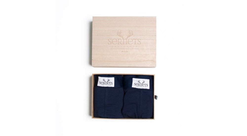 Sernets 2-Pack Navy Blue