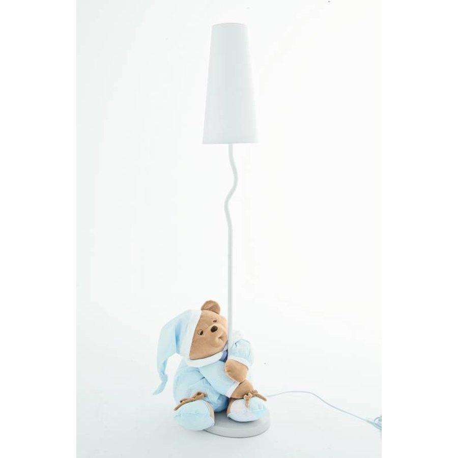 Staande lamp Puccio - Blauw