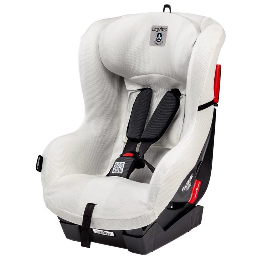Clima Cover voor carseat - wit