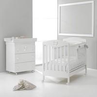 Babykamer Cuoricino (Swarovski)