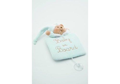 Nanan Baby on board Puccio - Blauw