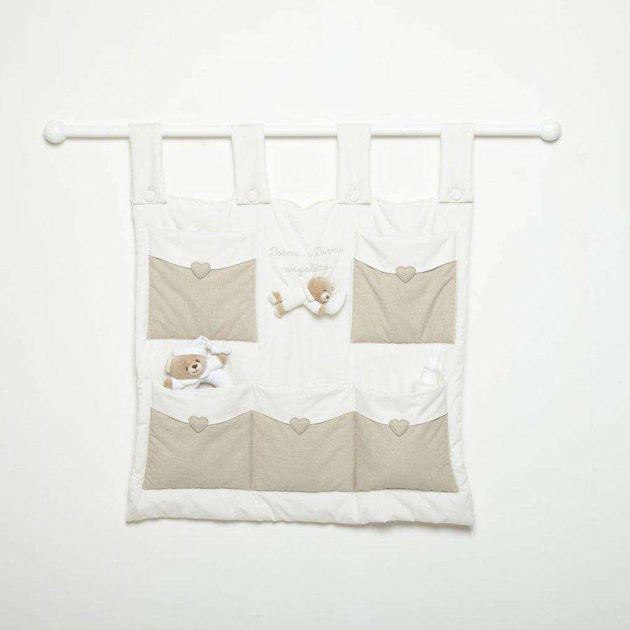 Organizer Tato - Wit/beige