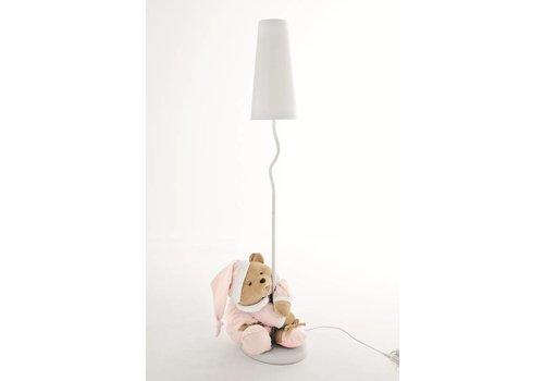 Nanan Staande lamp Puccio - Roze