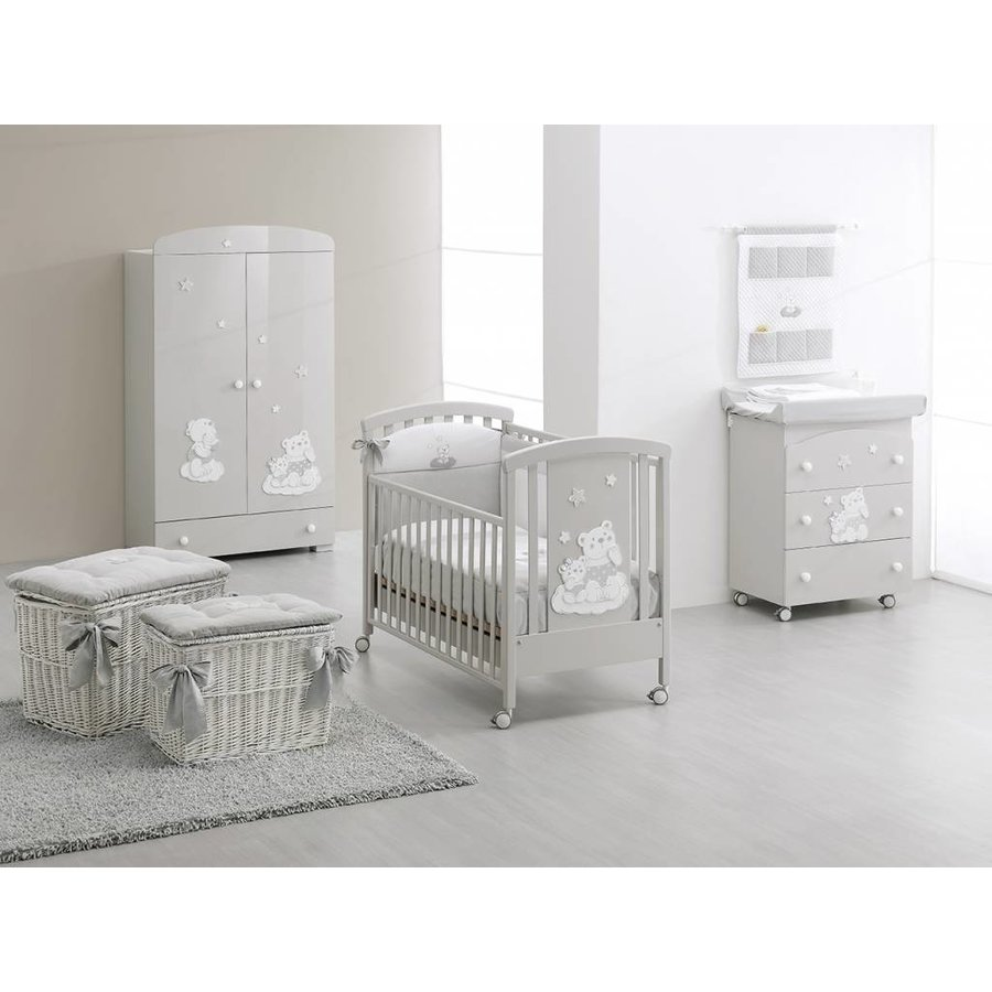 Erbesi babykamer nuvoletta baby dreams - Afbeelding babykamer ...