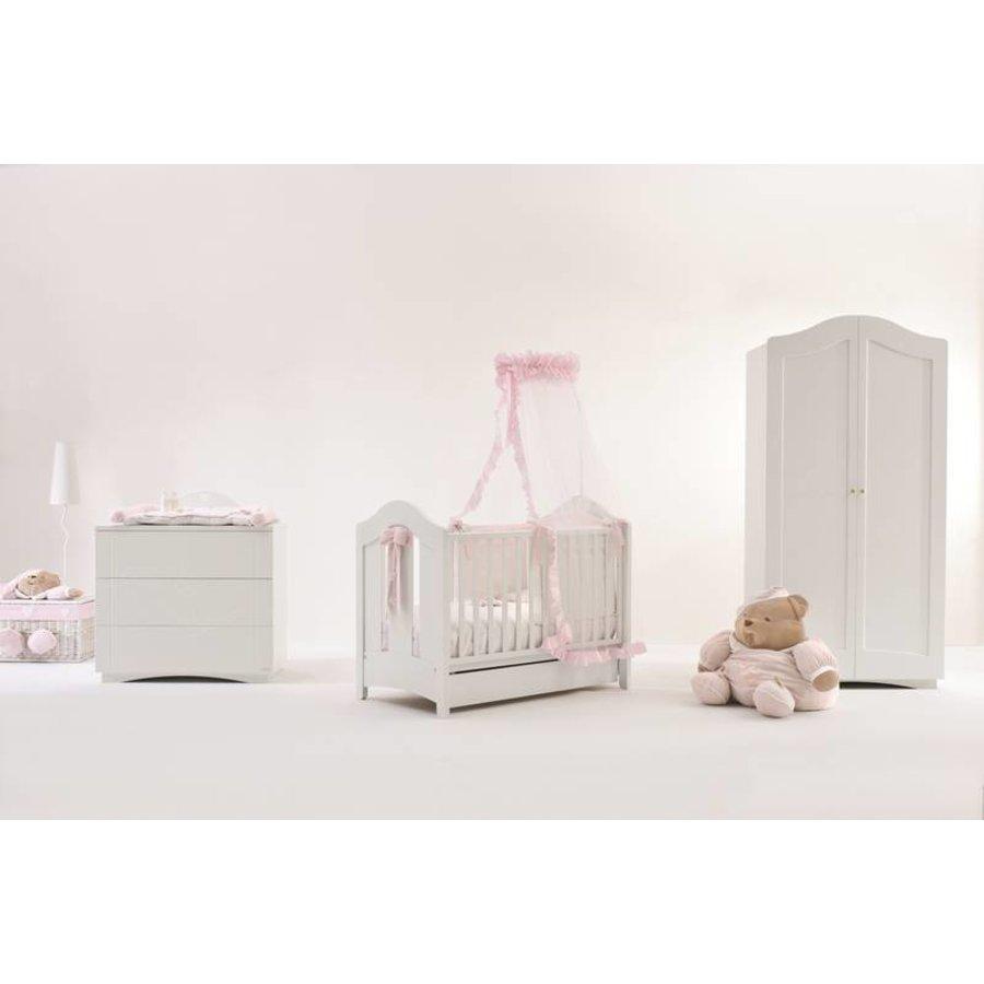 Babykamer relief Puccio - Roze
