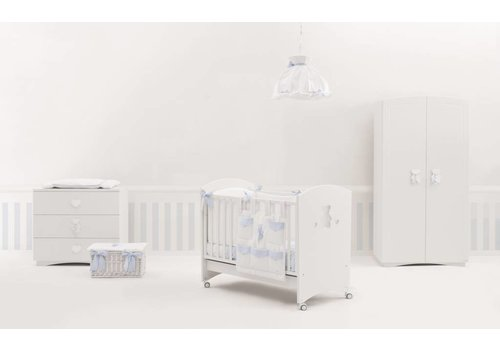 Nanan Babykamer Paciugo  - Blauw