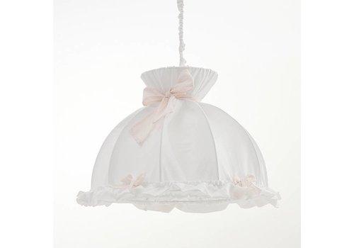 Nanan Hanglamp met strik Paciugo - Roze