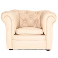 Chester Sofa mini - mat Creme