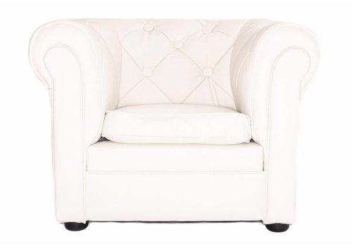 Olivier & Co Chester Sofa mini - mat wit