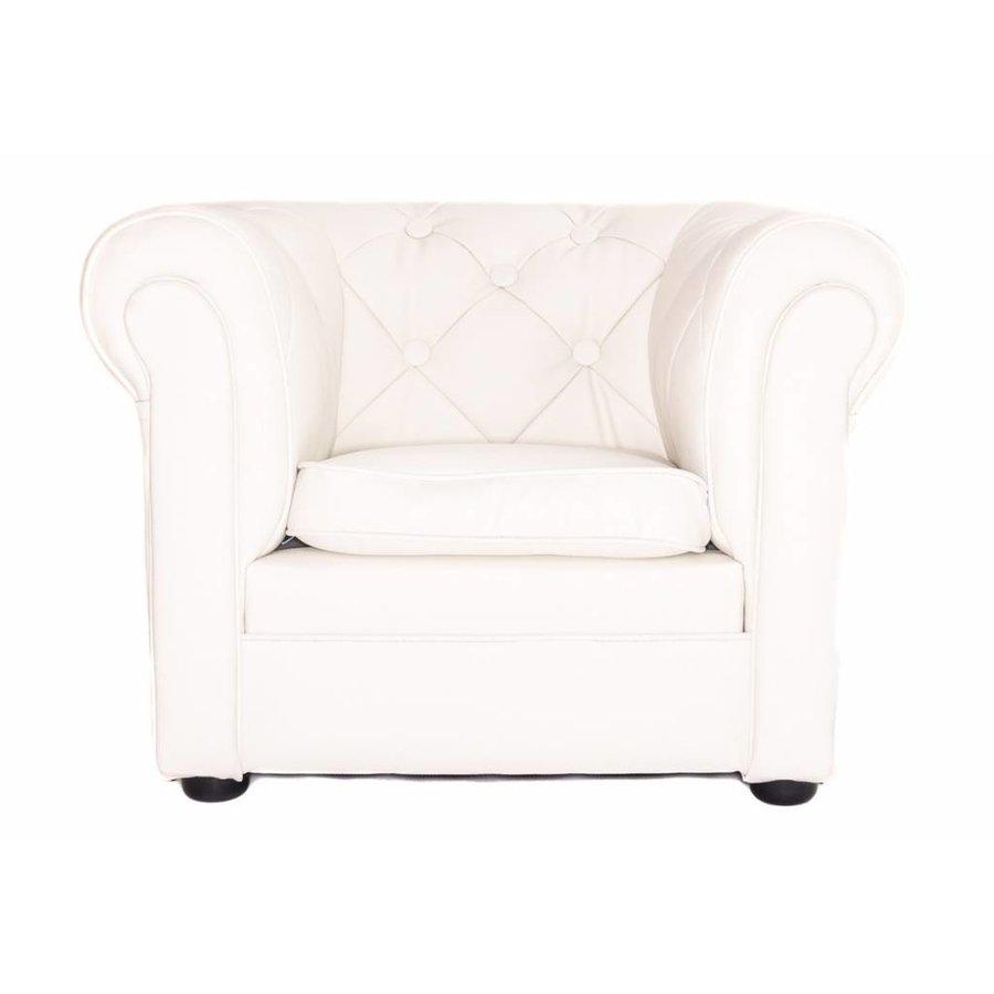 Chester Sofa mini - mat wit