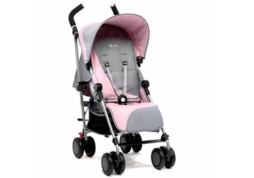 Silver Cross Pop Buggy - Roze grijs