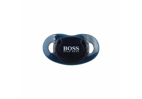 Hugo Boss speen - donkerblauw