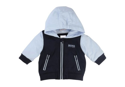 Hugo Boss jasje lichtblauw