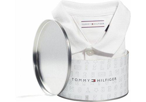 Tommy Hilfiger romper in cadeaublik - wit