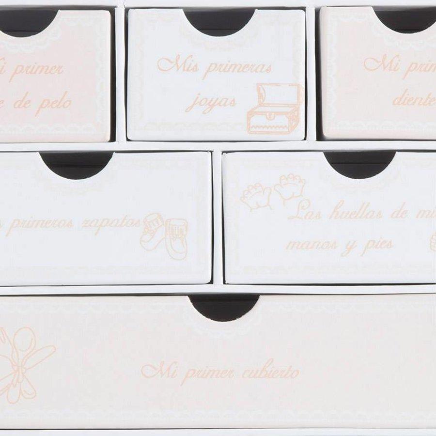 herinneringen box - Roze