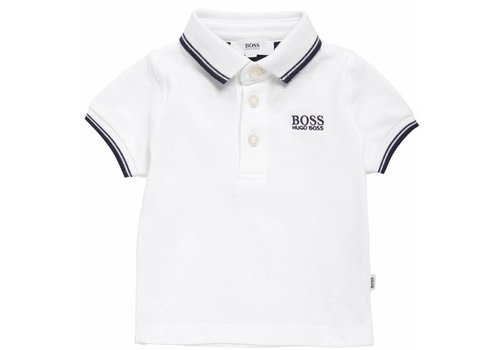 Hugo Boss polo - wit